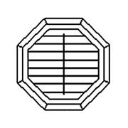 Octagonal Shutter Shape