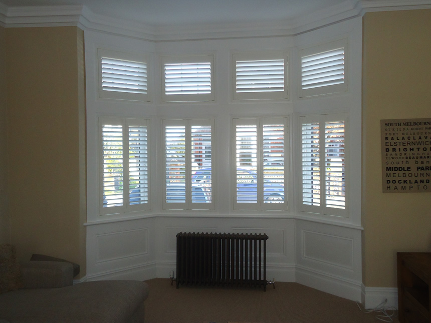 Exterior: Child Friendly Window Shutters