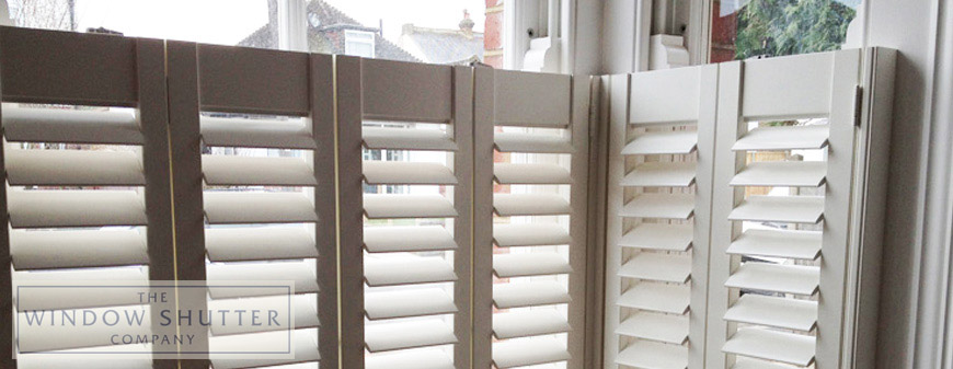 cafe style shutters kitchen