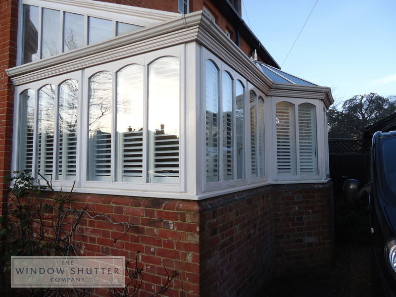 Conservatory Shutters The Window Shutter Company