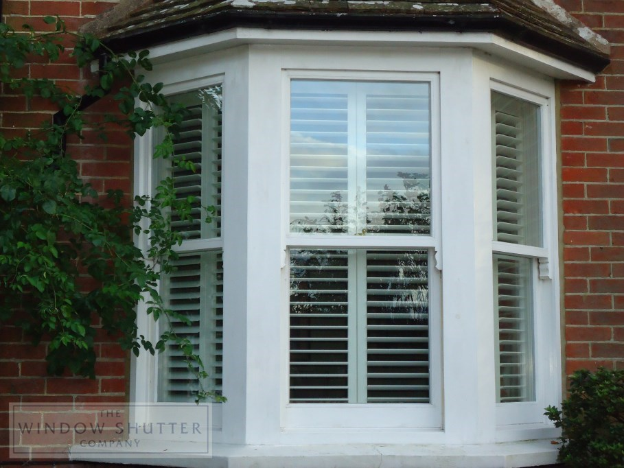 Bay Window Shutters The Window Shutter Company
