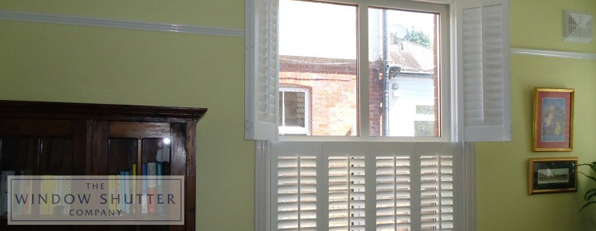 Tier on Tier shutters Burgess Hill