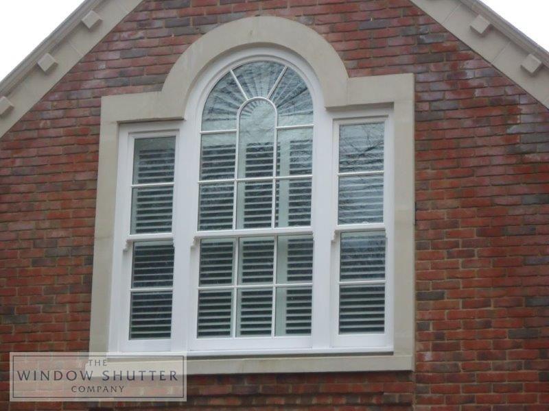 Shaped Window Shutters The Window Shutter Company