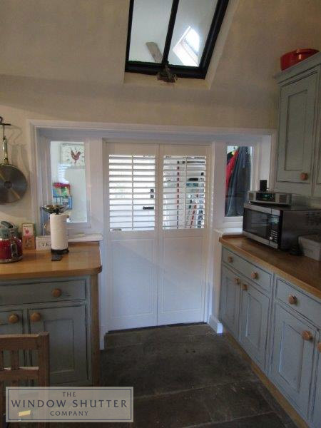 Solid based shutters The Window Shutter Company
