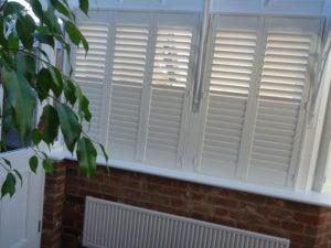 Conservatory shutters Tonbridge 2