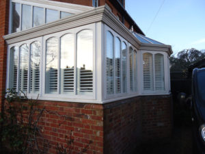 Conservatory shutters Tonbridge 4