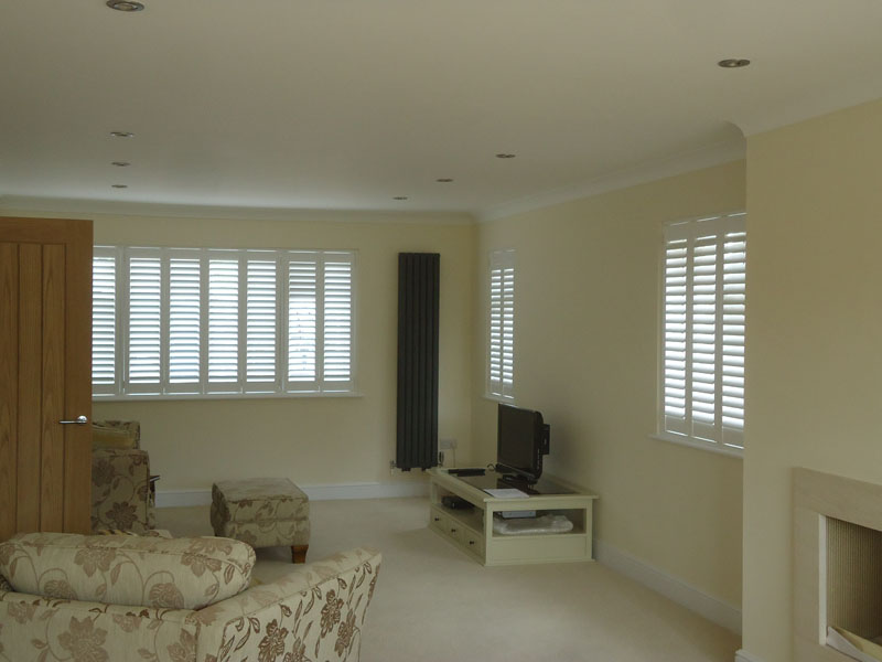 Full height shutters Shoreham