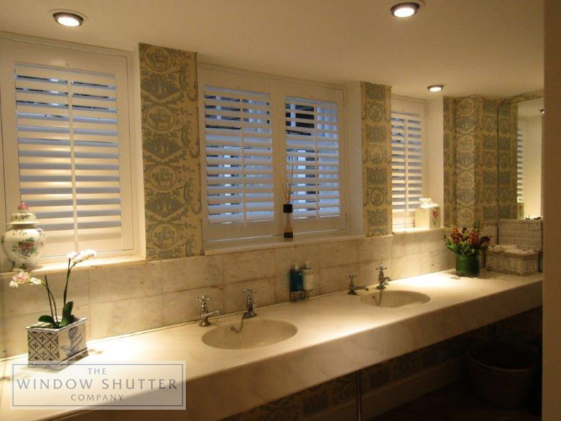 Shutters for commercial properties