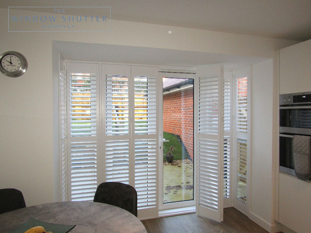 Shutter solutions French and patio doors MDF Lindfield 3