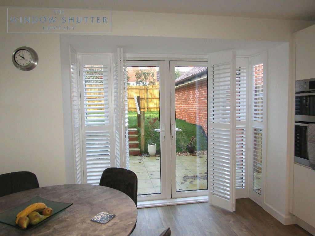 Shutter solutions French and patio doors MDF Lindfield 4