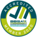British Blind and Shutter Association BBSA accredited member 2020 logo