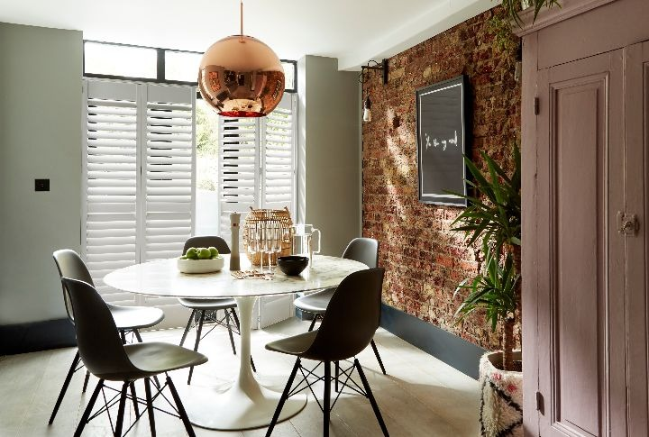 Kitchen Diner Window Shutters Privacy With Style Made To Measure