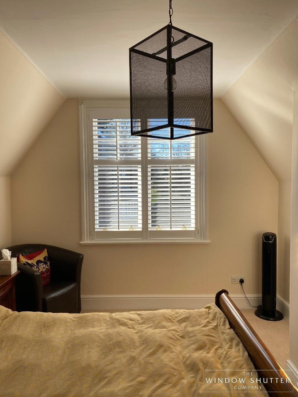 Full height shutters, mdf