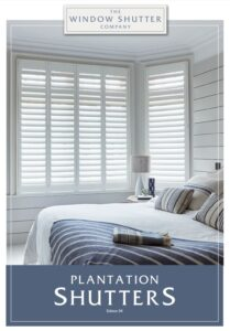 Plantation Shutters brochure cover 2021