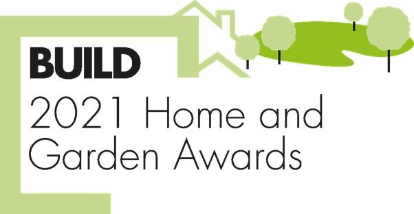 BUILD 2021 Home and Garden awards, logo