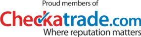 Proud new members of Checkatrade.com
