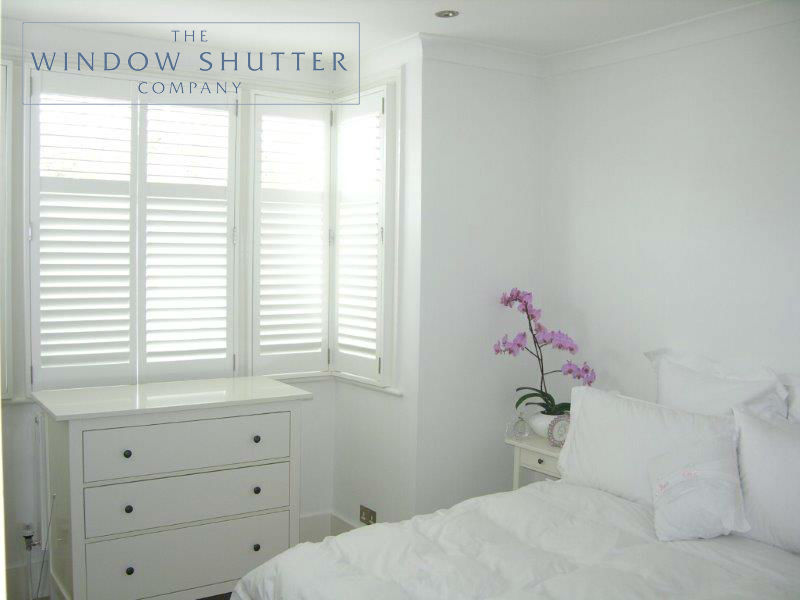 How to measure window shutters box bay