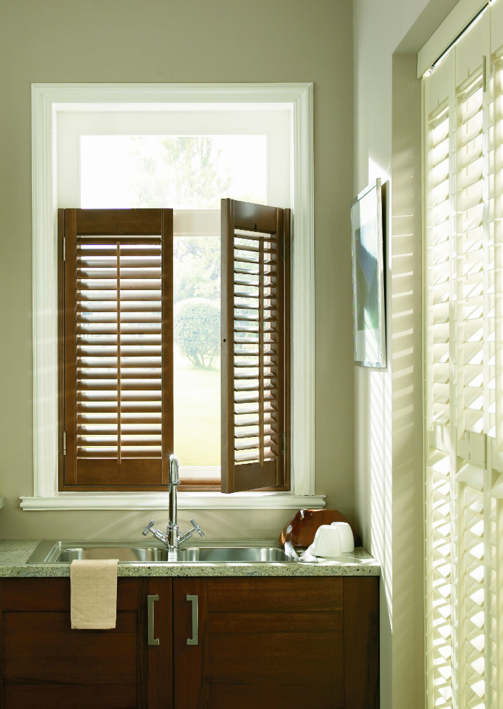 Caf style shutters the window shutter company for Shutter styles