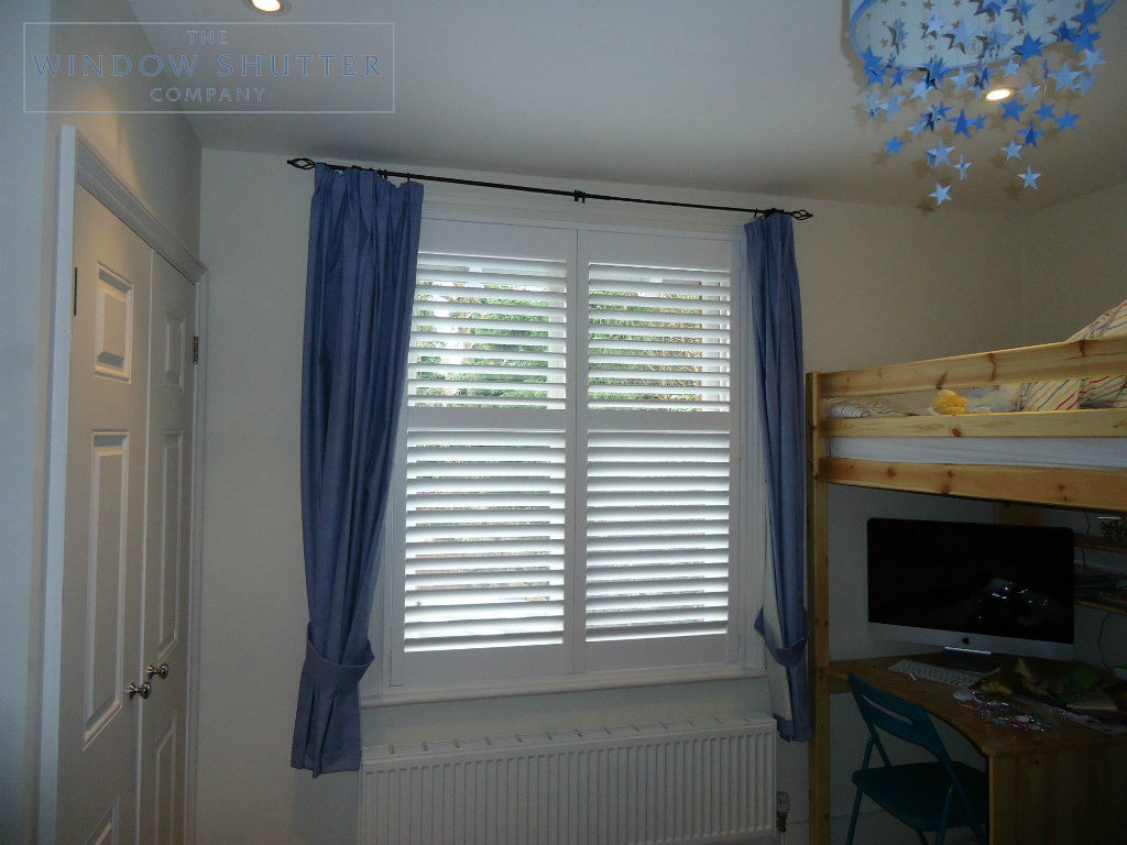 Windows Dressed In Multiple Rooms Amp Colours In This Surrey