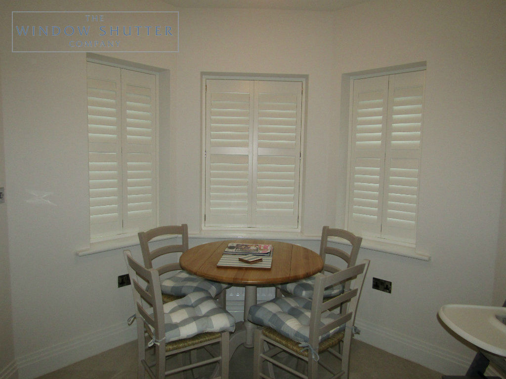 Dining Room Shutters | The Window Shutter Company
