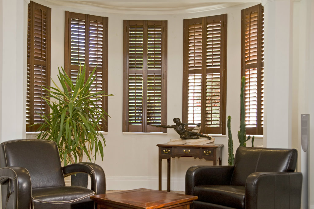 Free home design visit bay window shutters dark wood