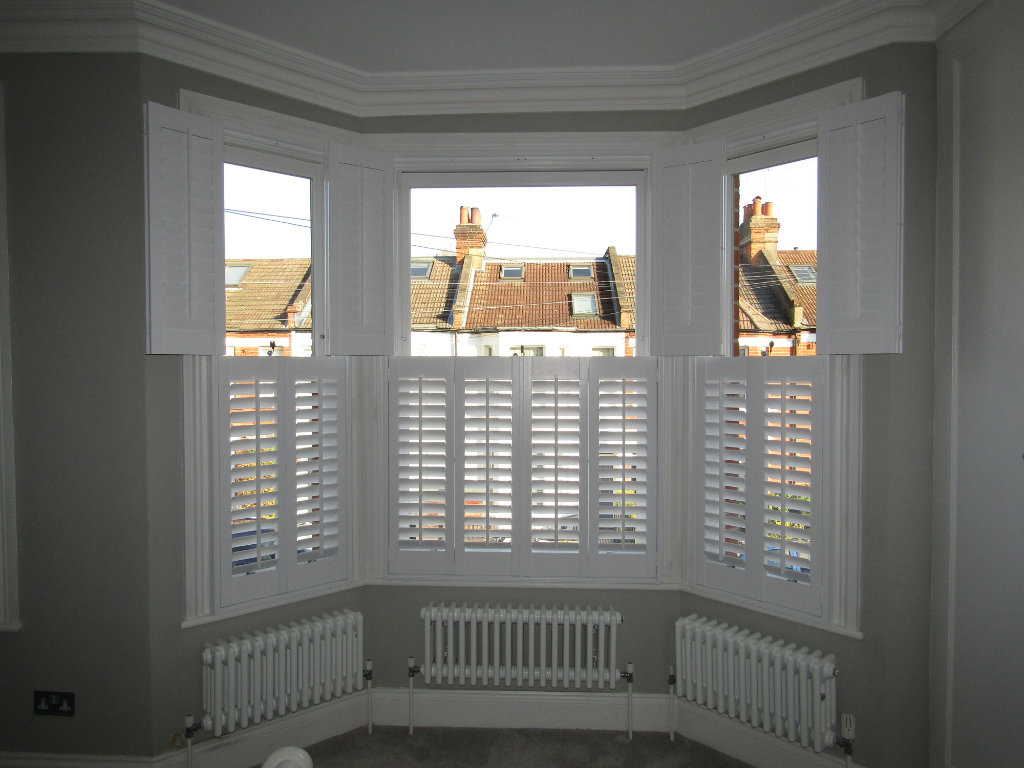How to find Wooden Shutters Bay Window