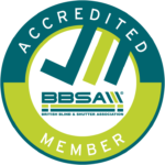 BBSA accredited logo