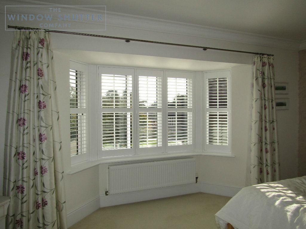 Upstairs Windows Dressed In Maresfield East Sussex
