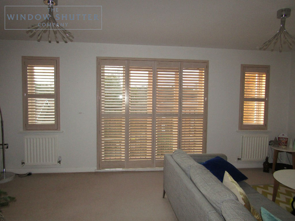 Shutter solutions French and patio doors hardwood 2