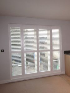Shutter solutions French and patio doors hardwood 3