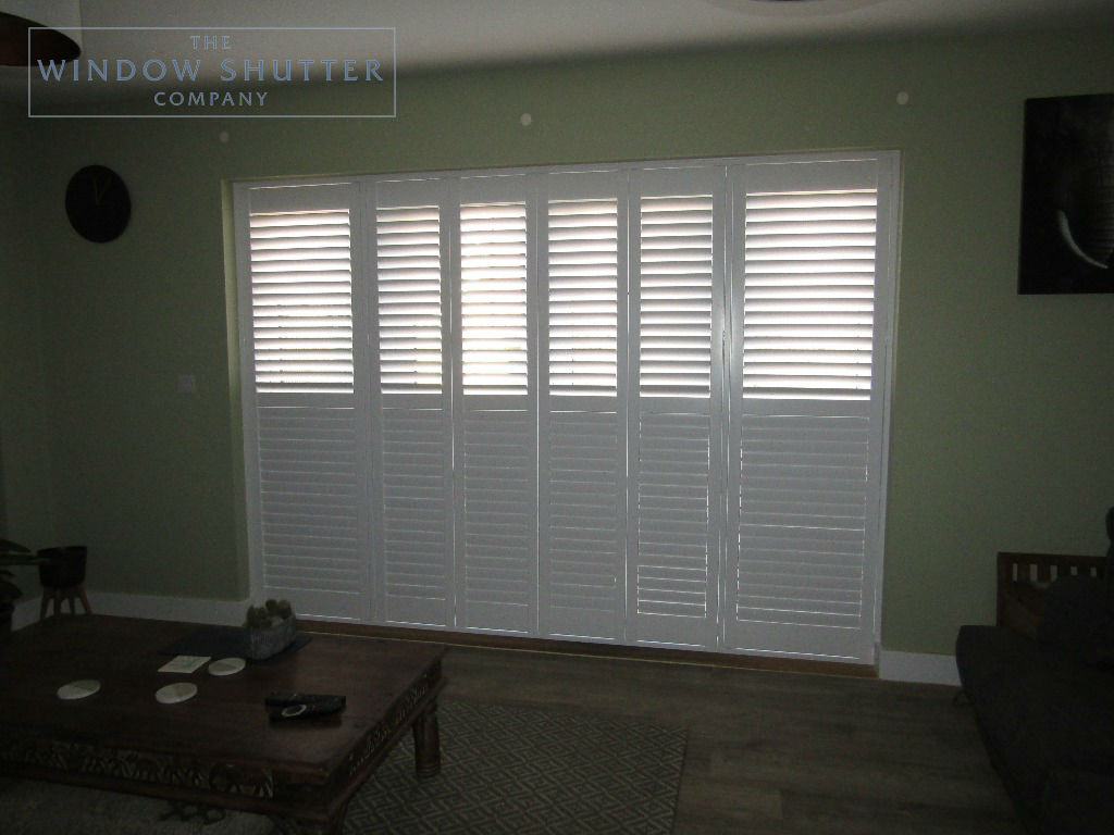 Shutter solutions French and patio doors MDF HH 4