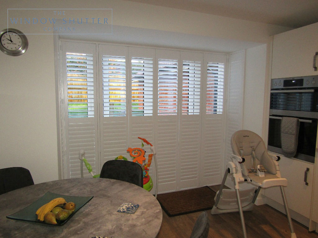 Shutter solutions French and patio doors MDF Lindfield 1