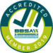 British Blind and Shutter Association BBSA accredited member logo 2019